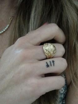 Mini Tatuajes ideales para Chicas - Tatuajes de Flechas