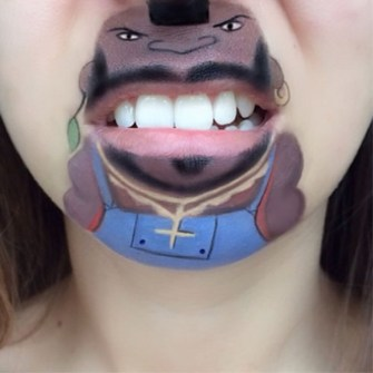 Labios Caricaturizados - MA