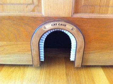 Cuevas para gatos