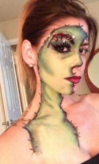 Maquillaje de Halloween -