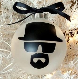 Adornos de Navidad Breaking Bad