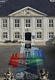 Alfombra Museo en Dinamarca