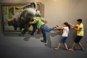 Arte 3D. Museos Interactivos.