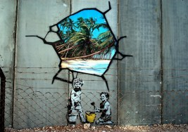Banksy. Lo mejor en Street Art.
