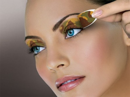 Sombras de Ojos de Vanguardia