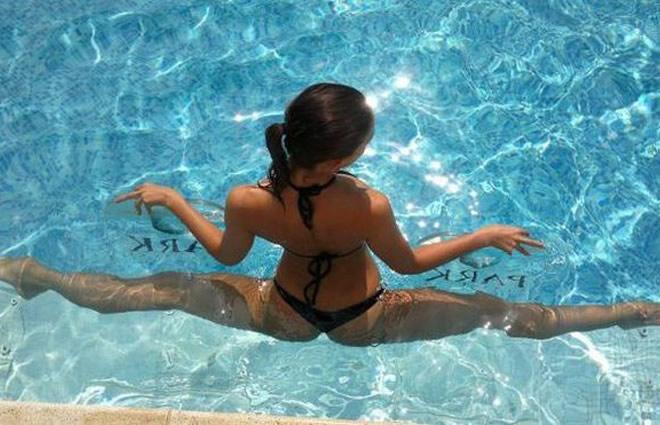 Chicas Increiblemente Flexibles
