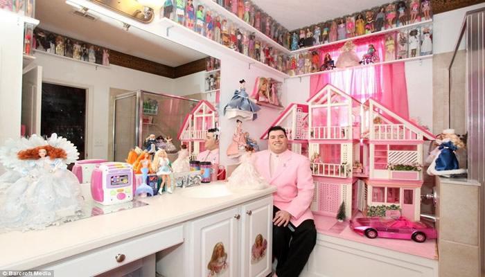 Barbie fanático