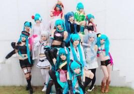 Chicas Cosplay. Un estilo de vida en Japón.