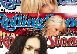 Las Portadas más HOT de la Revista Rolling Stones.
