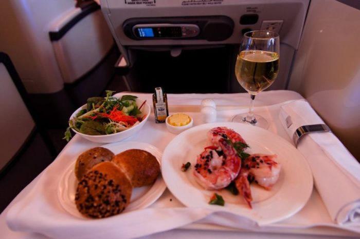 Volar de lujo desde Dubai