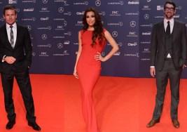 Gala de los Premios Laureus 2013