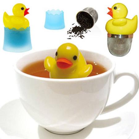 Tómate el té como un juego.