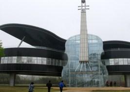 Los Edificios más locos del mundo.
