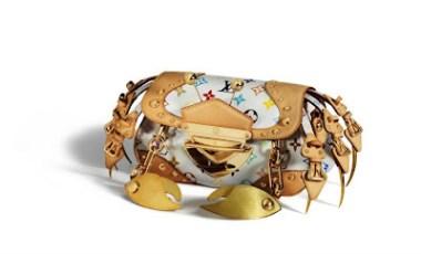 Cangrejo Louis Vuitton por Billie Achilleos