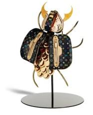 Escarabajo Louis Vuitton por Billie Achilleos