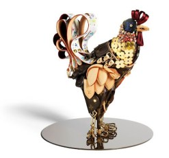 Gallo Louis Vuitton por Billie Achilleos
