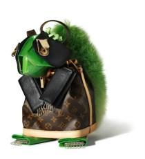 Marmota Louis Vuitton por Billie Achilleos