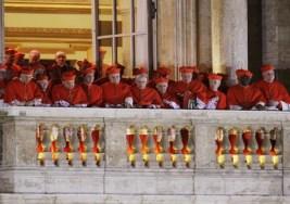 Nuevo Papa Francisco I, Jorge Mario Bergoglio.