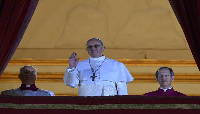 Nuevo Papa Francisco I
