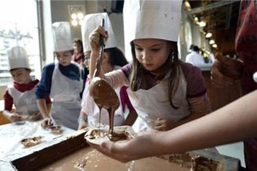 Razones para no parar de comer chocolate.