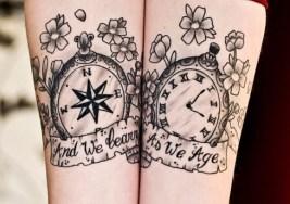 Tatuajes que encajan.