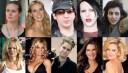 Transformaciones Impresionantes Famosas sin maquillarse.