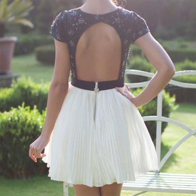 Looks primavera 2013 con este vestido de cóctel