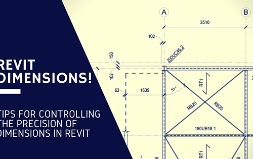 Revit Dimension precision