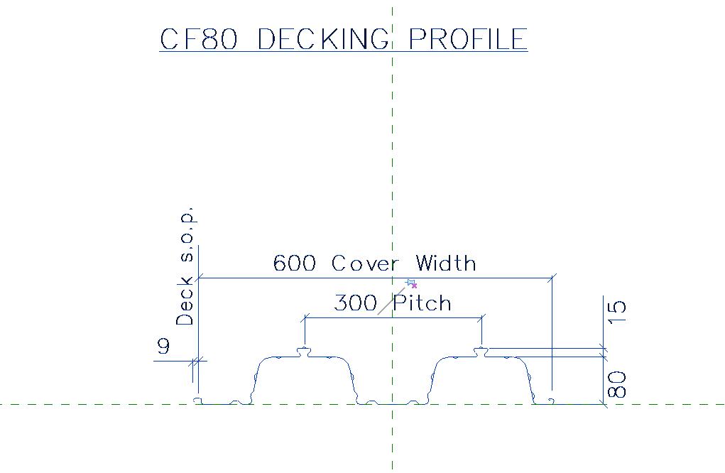 Metal Deck Profile