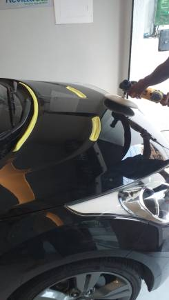 Polimento automotivo