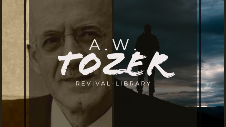 A.W. Tozer | Waiting Rather than Fretting