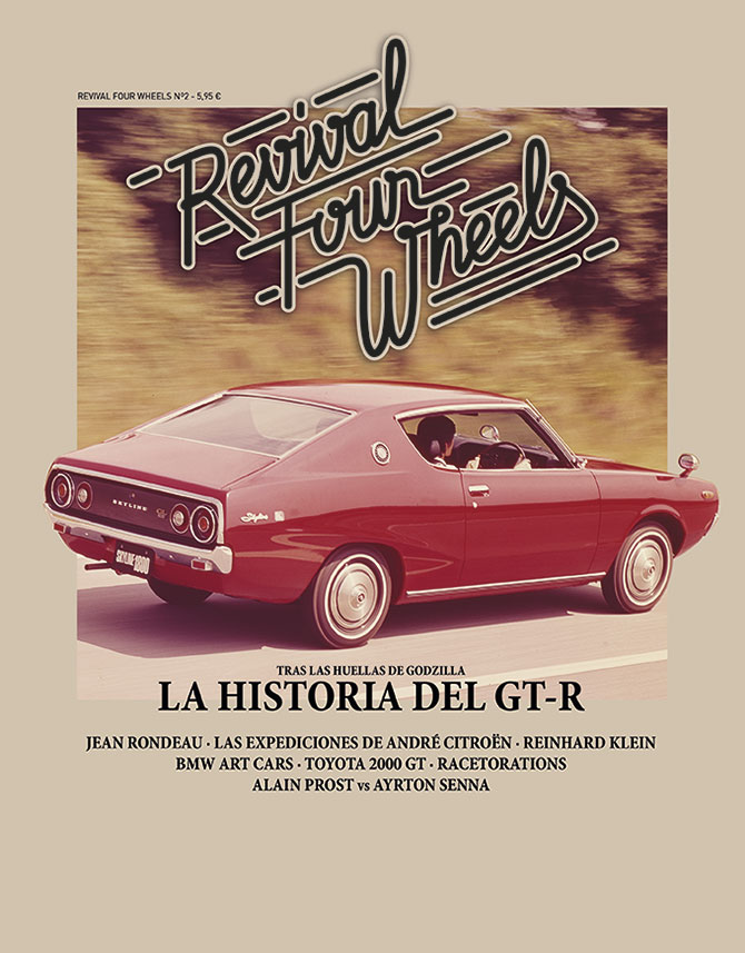 Revival Four Wheels