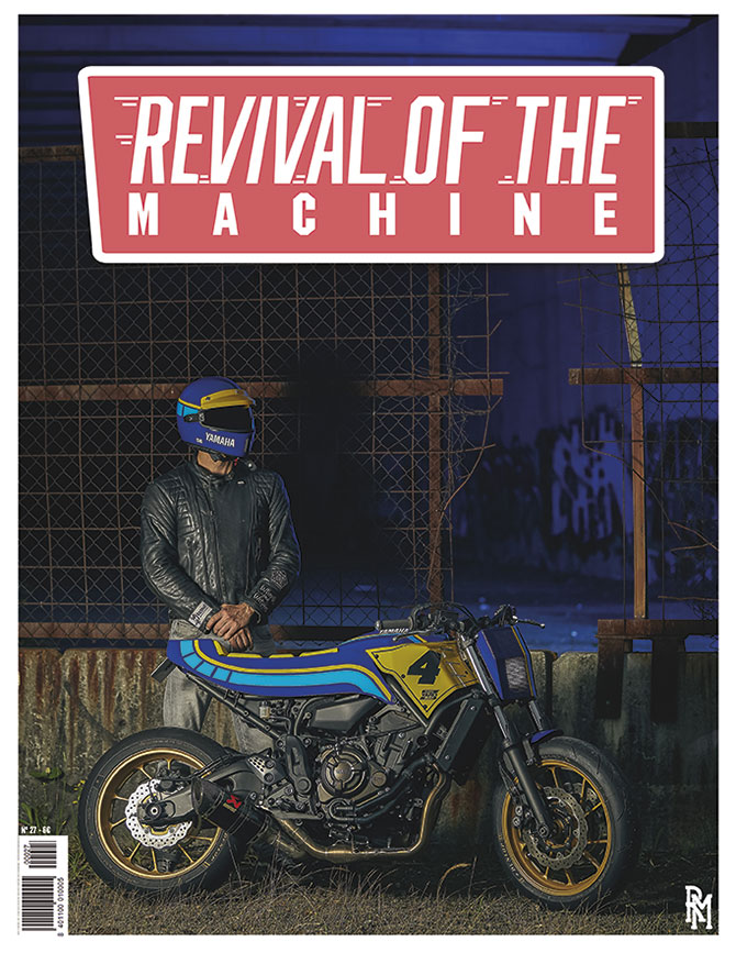 Revival of the Machine
