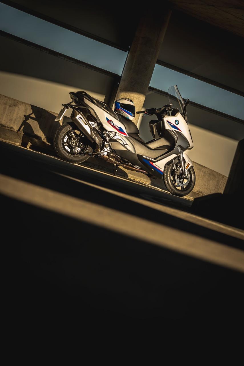 BMW MOTORRAD C650 Sport