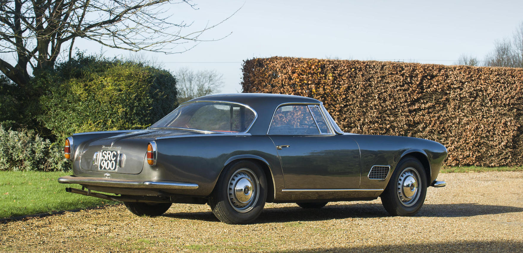 1960 Maserati 3500 Gt Coupé Revivaler