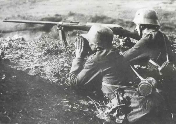 Image result for image mauser 1918 t gewehr team