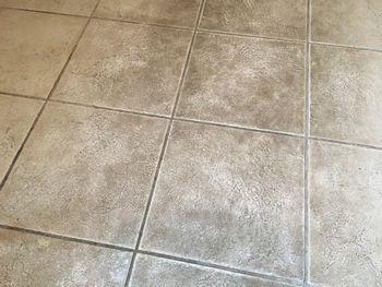 床天然石汚れ