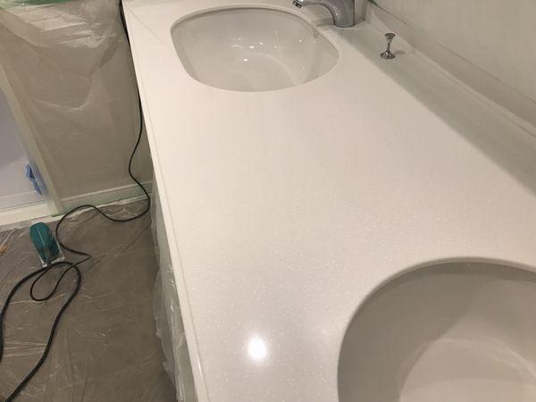 洗面台再生研磨