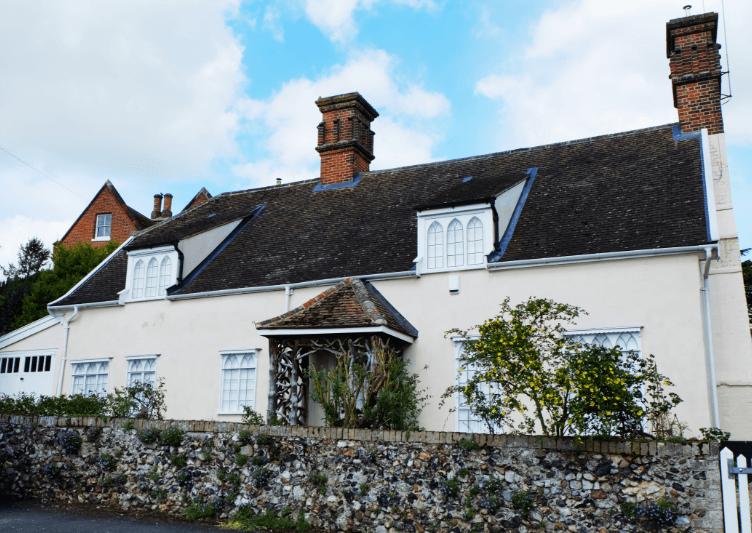 Restoration Project - Former Estate House