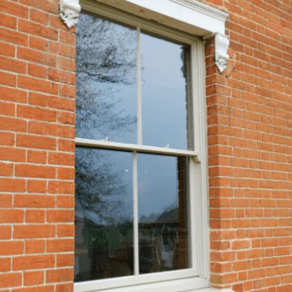 Building Restoration - Windows