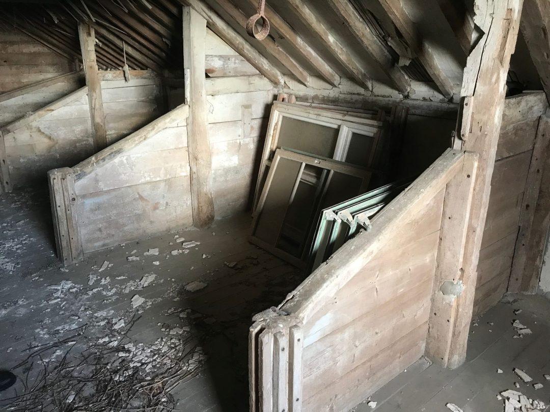 Timber frame repairs