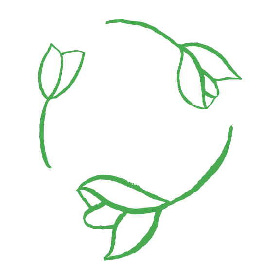 Revive logo leaves