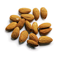 Almonds and Other Nuts<