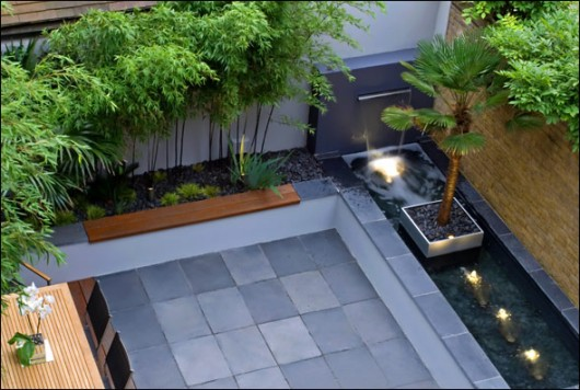 Modern Rooftop Patio Gardens      Revive Landscape Design Modern Rooftop Patio Gardens