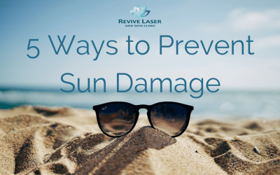 5 Simple Ways To Prevent Sun Damage