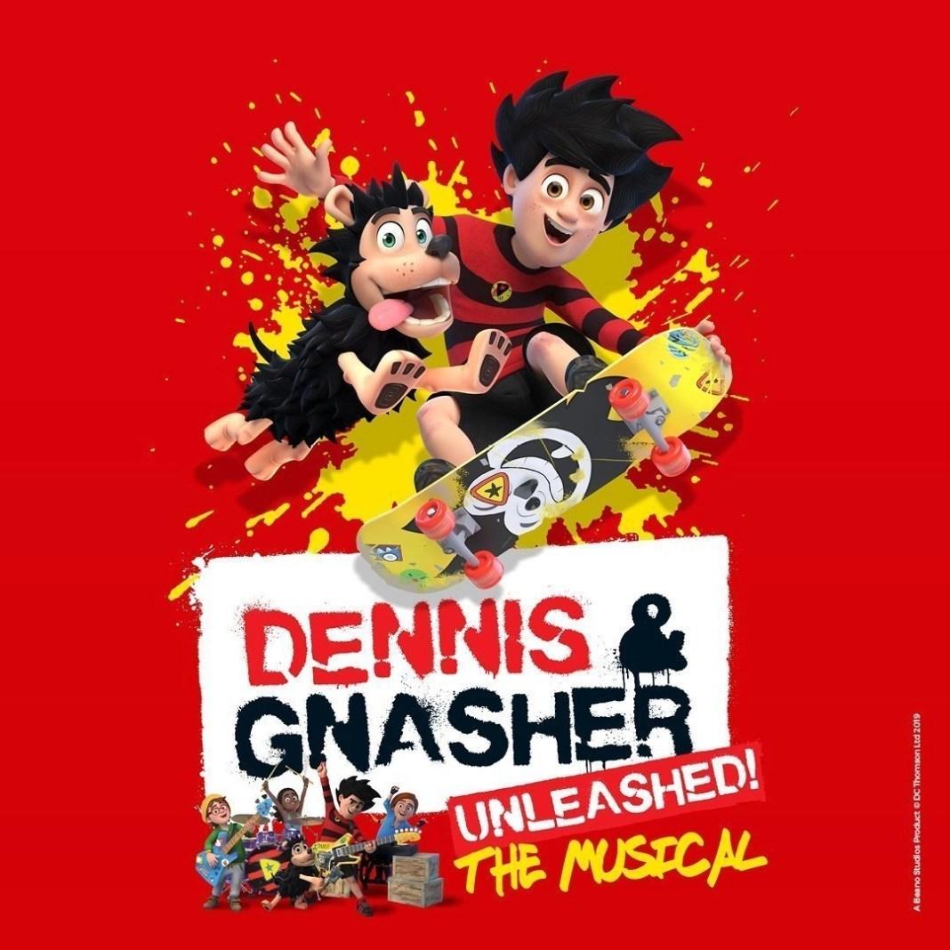 Dennis & Gnasher Poster