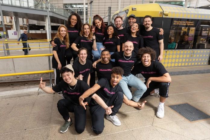 cast photos - Manchester Metrolink