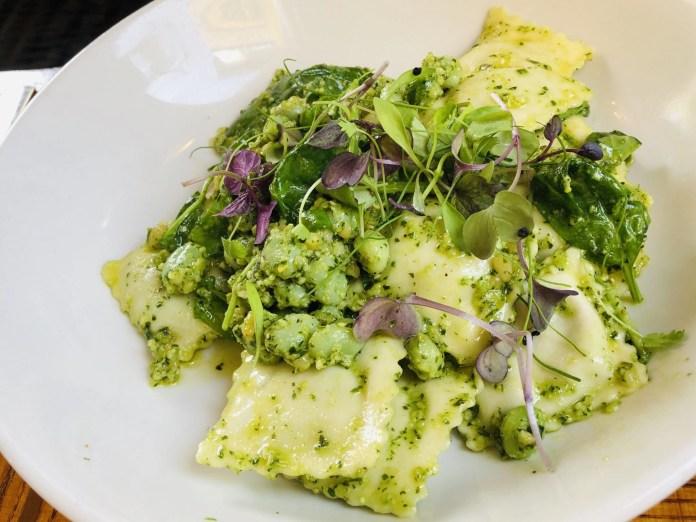 Pea & Mint Pasta Salad