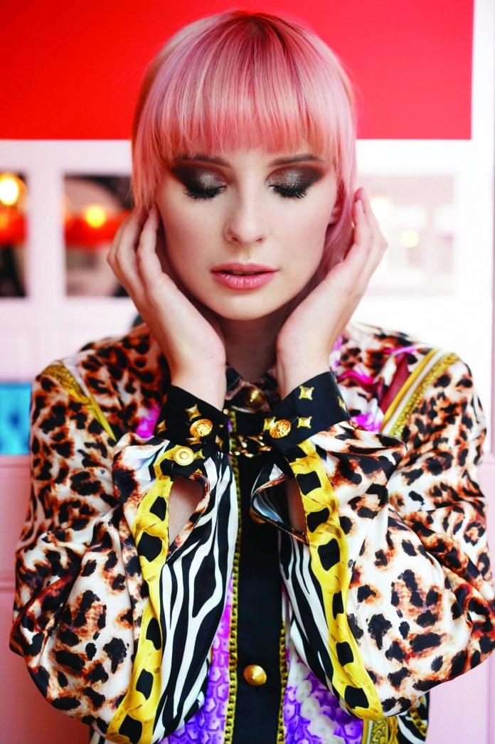 Bring on the clashes - Fashion overload - Image credit - Toria Brightside - Model Agency - vauhaus.co.uk