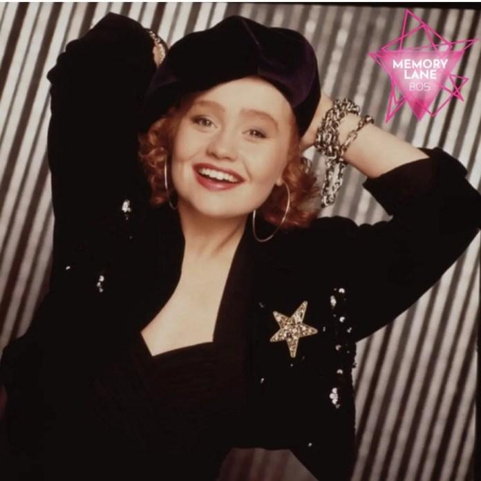 80s Legend Sonia